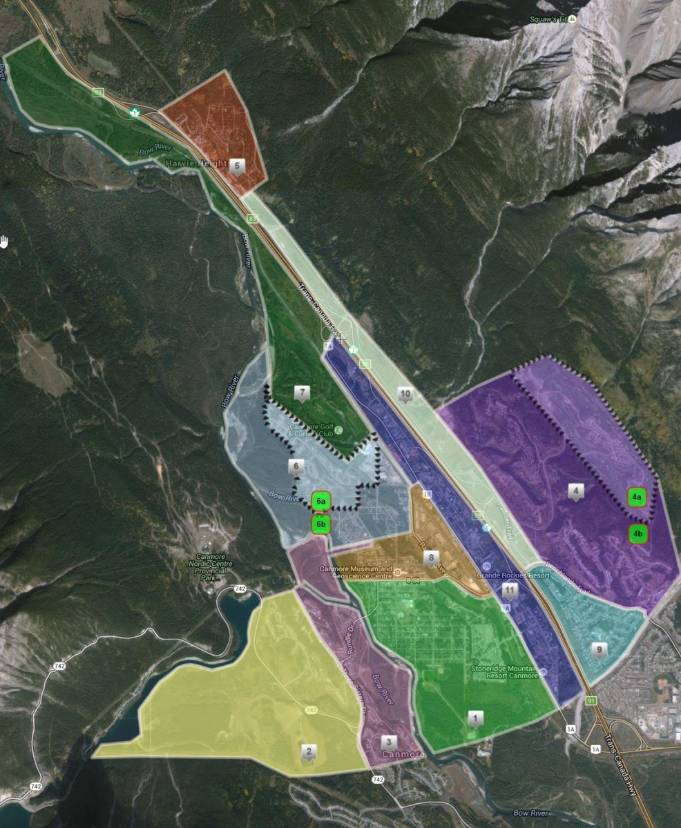 Canmore CBC Map (with partitions)